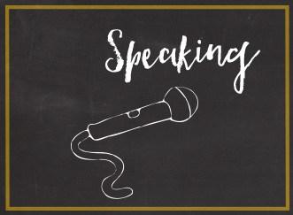 home-speaking